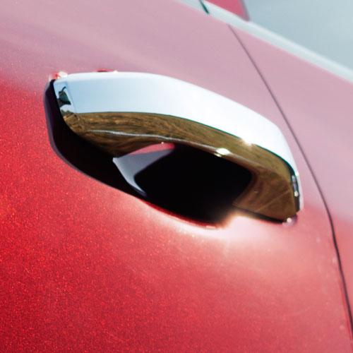 2014 Silverado 1500 Door Handles, Crew Or Double Cab Sets