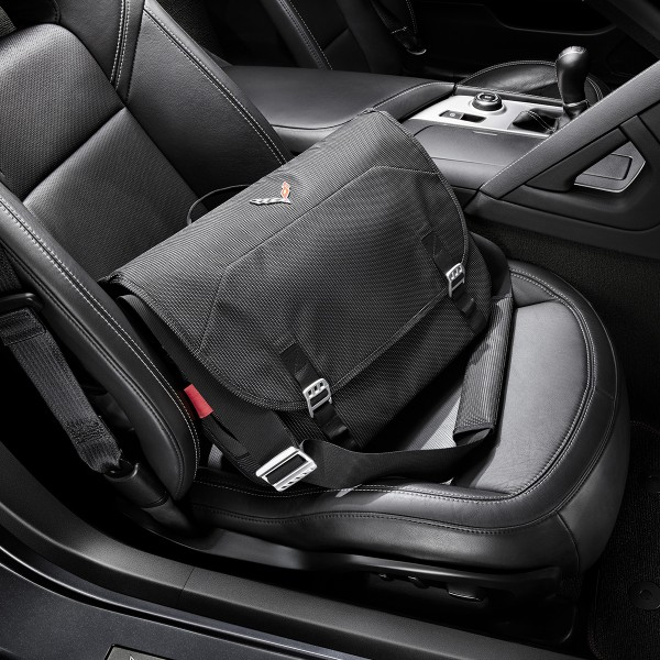 2017 Corvette Stingray Luggage, Messenger Bag