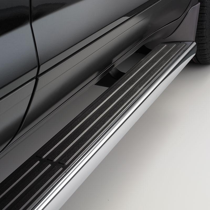Buick Enclave Accessories 2011: 2014 Acadia Denali Assist Steps, Chrome