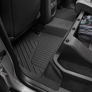 2015 Colorado Floor Mats, Front Premium All Weather, Z71 ...