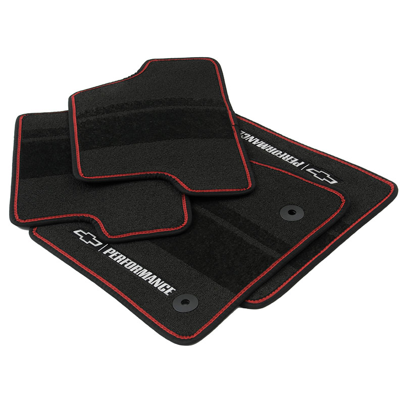 team mat chevrolet for camaro mats foot floor rugs l car styling