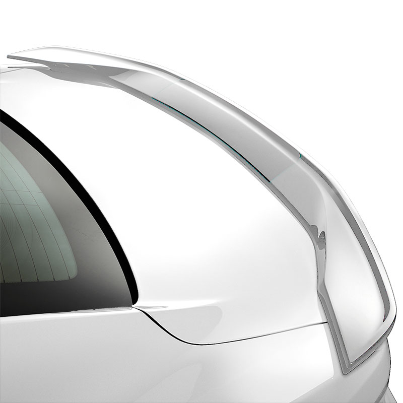 2020 Camaro High Wing Spoiler Kit, Summit White