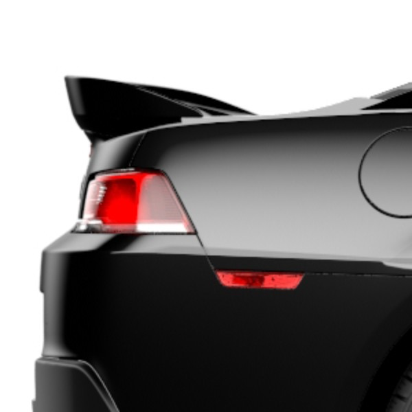 2014 Camaro Spoiler Kit, High Wing, Rear Spoiler, Z28 Style, Black