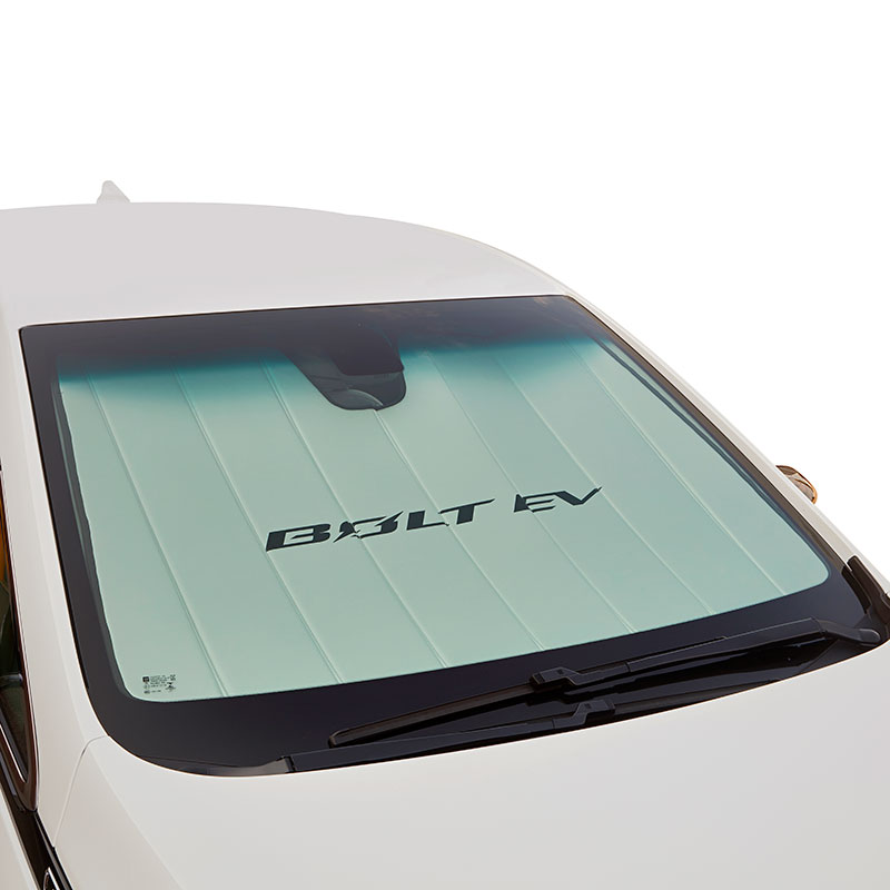2018 Bolt EV Sunshade Package, Front Windshield, Bolt EV Logo, Storage Bag