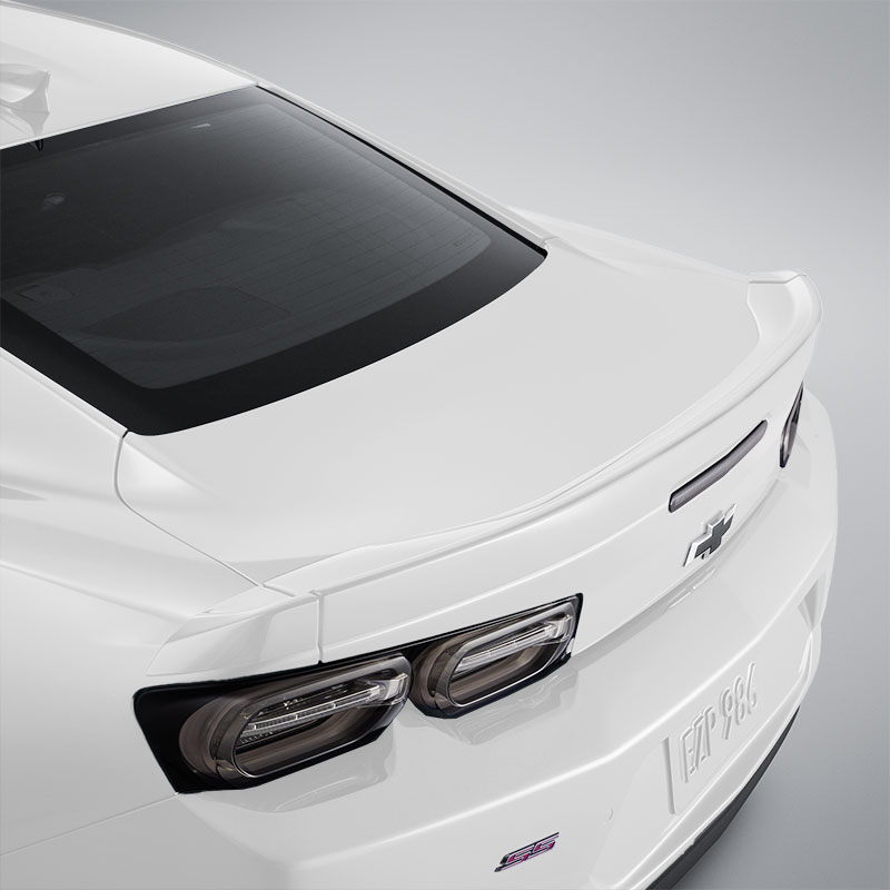 2019 Camaro Bowtie Emblems, Black, Front and Rear, LS and ...