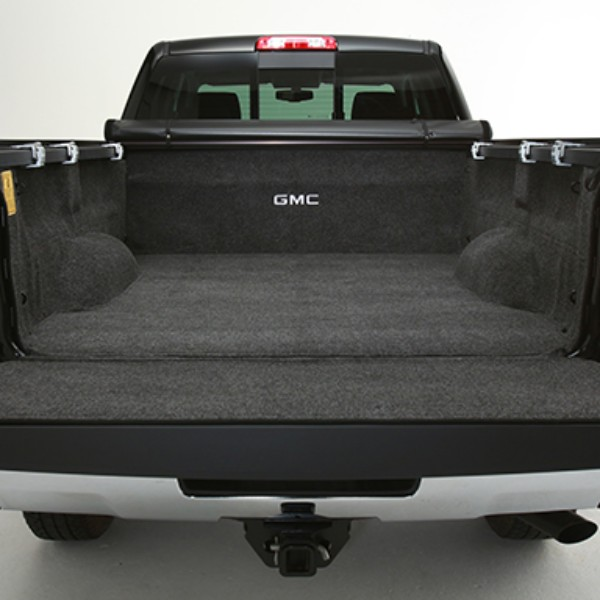 2018 Sierra 3500 Bed Rug Crew Cab 8 FT Long Box, GMC Logo