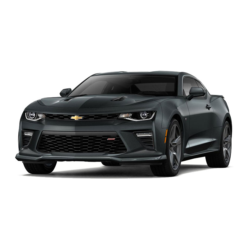 2016 Camaro Ground Effects, Nightfall Gray Metallic, SS Models, Dual Mode Exhaust (NPP)