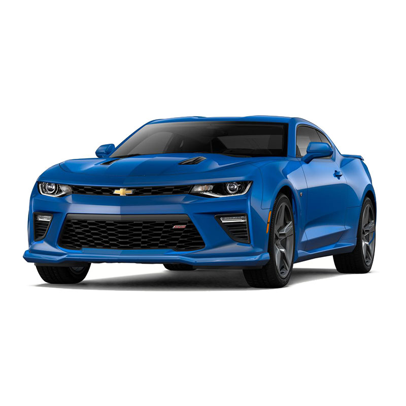 2017 Camaro Ground Effects, Hyper Blue Metallic, SS Models, Dual Mode Exhaust (NPP)