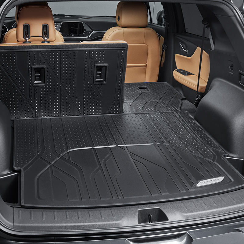 2020 Blazer Cargo Area Liner, Cargo Protection, Black, C