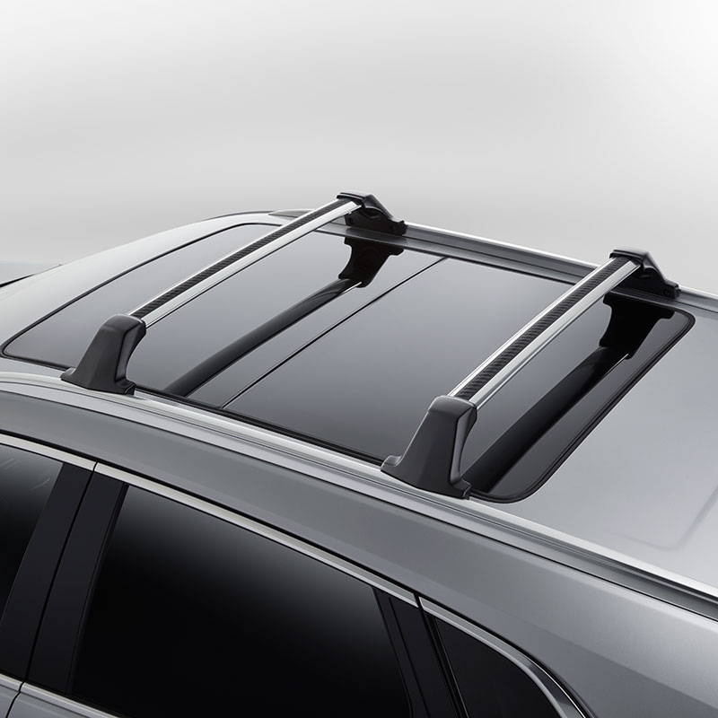 2018 XT5 Roof Rack Cross Rail Package