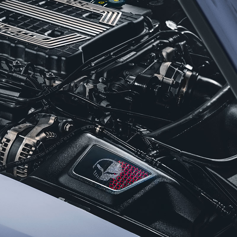2019 Corvette Performance Air Intake, LT1, LT4, ZR1 LT5