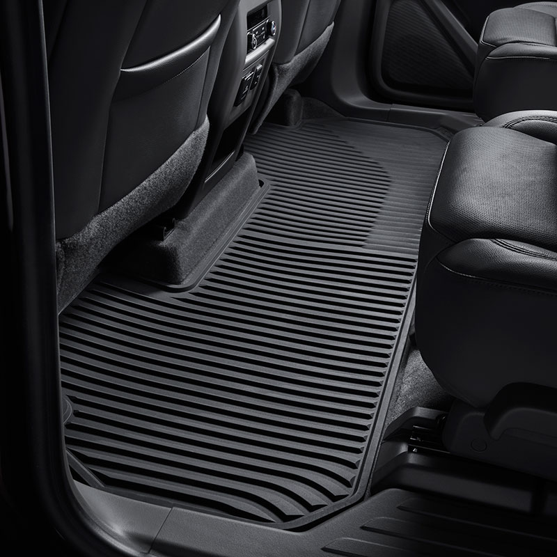 2017 Malibu Premium All Weather Front and Rear Floor Mats ...