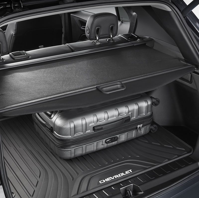 2015 Traverse Roof Rack Side and Cross Rail Package ...