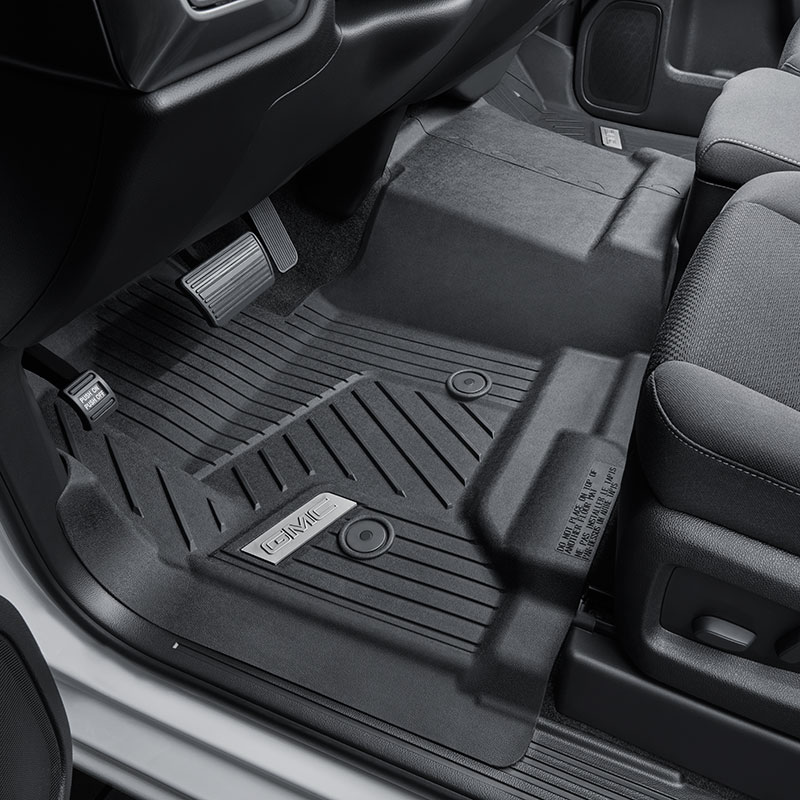 Gmc Yukon Denali All Weather Floor Mats 2015 2017 | Autos Post