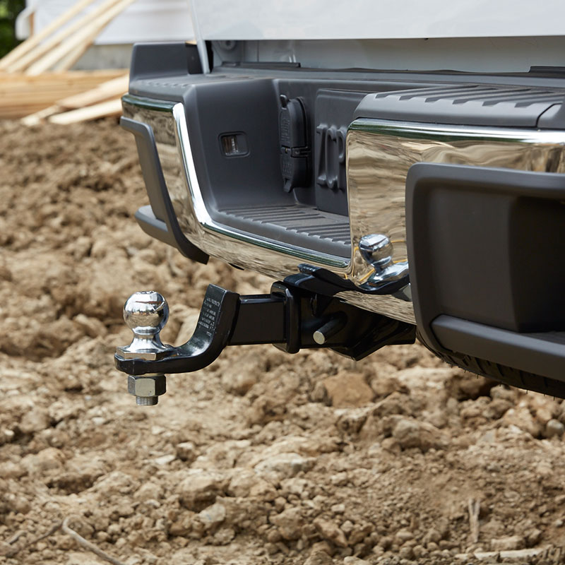 2019 Gmc Canyon Towing Capacity New Review: 2019 Silverado 2500 Trailer Hitch Package, Standard Box