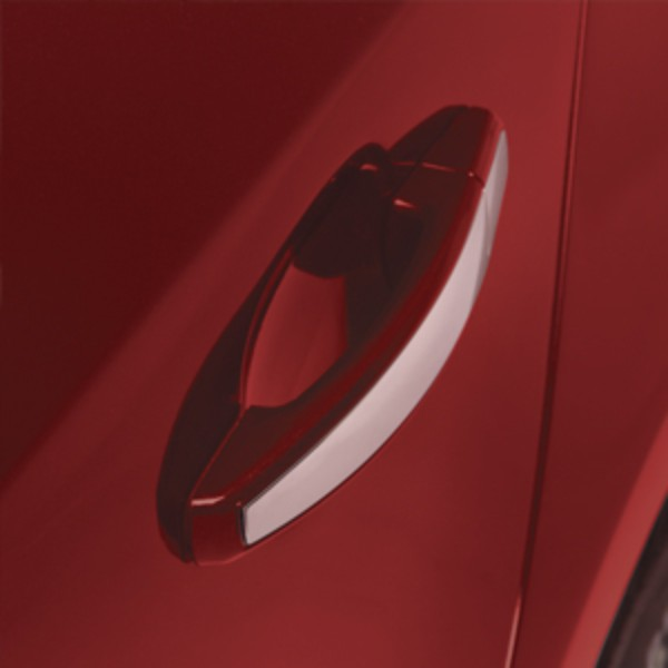 2016 Cruze Limited Door Handles, Front/Rear Sets, Red W