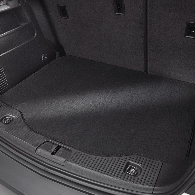 2013 Encore Cargo Area Mat, Premium Carpet, Ebony