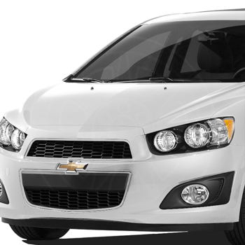 2012 Sonic Grille, Summit White (GAZ)